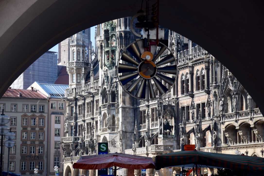 Sometimes all you have is one day in a city. Here's a perfect itinerary for one day in Munich
