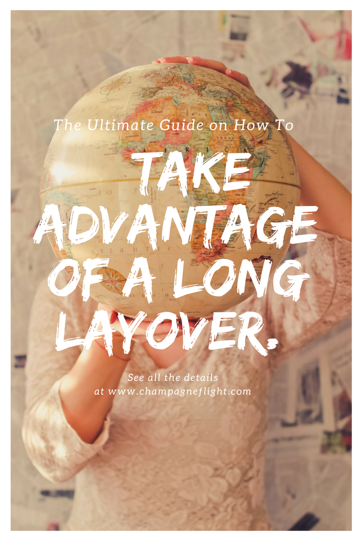 Long layovers don't need to be a deterrence for booking a flight. They can mean a mini vacation! Click through to read about how to take advantage of your next long layover. Budget travel FTW