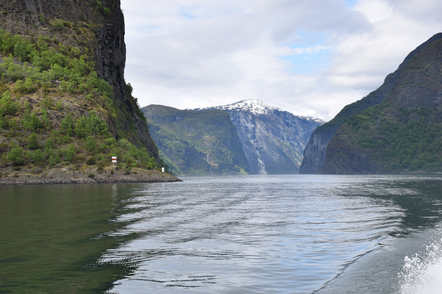 The Sognefjord in a Nutshell tour takes you through Norway's longest and deepest fjord, the Sognefjord. Check out this post on why this tour is a must and how to book it!