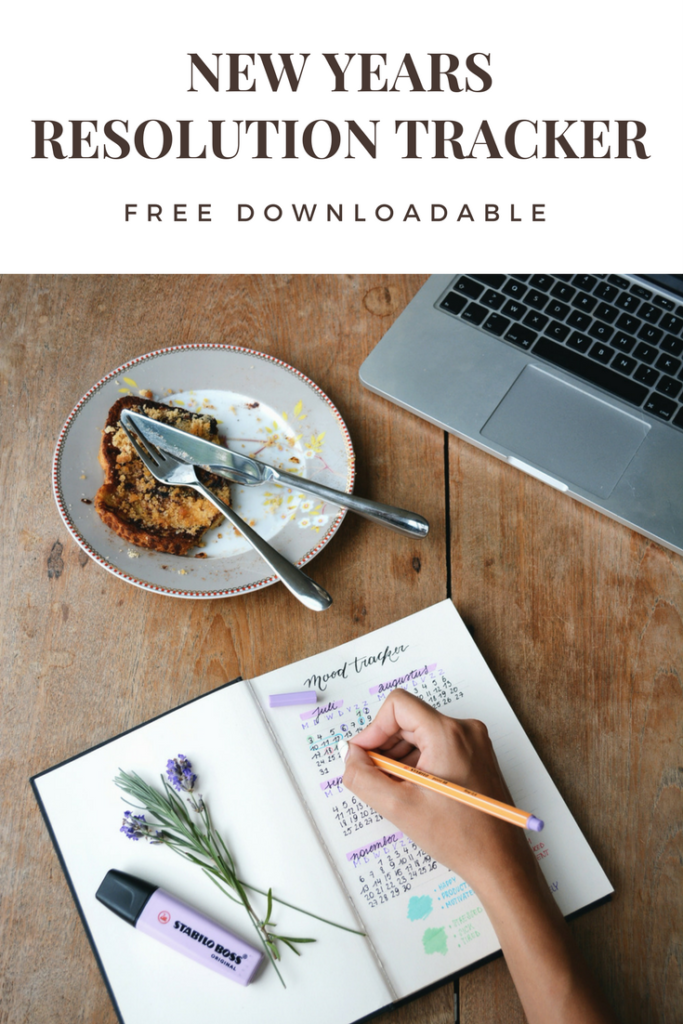 Are you the person who always sets resolutions and then fails to keep them? With this resolution tracker downloadable, 2018 will be your year! Click through to easily download the excel spreadsheet