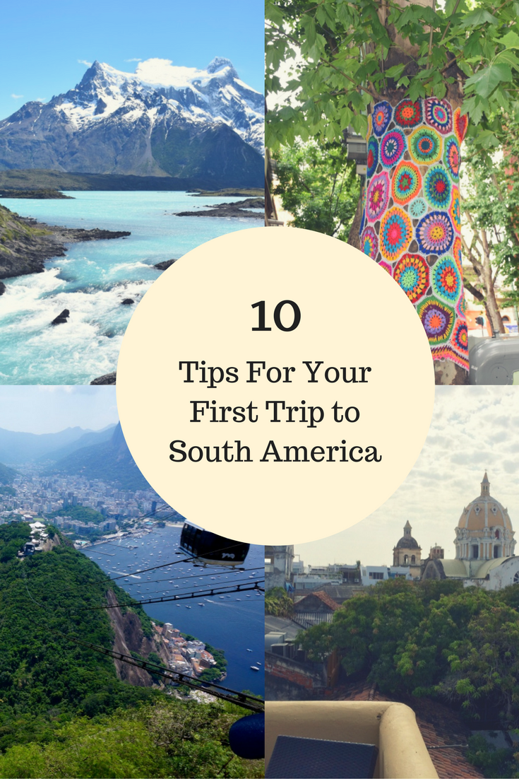 south america tips