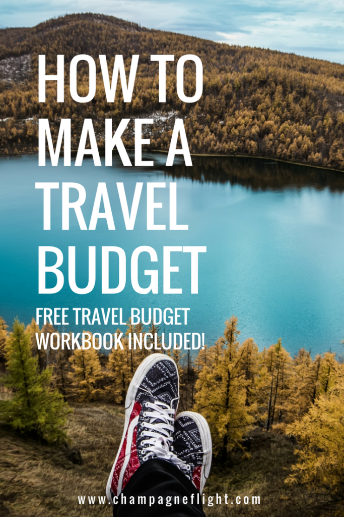 Not sure how to create a budget for your next trip? This guide will take you through the step by step process to create a perfect travel budget! Includes a free travel budget workbook!
