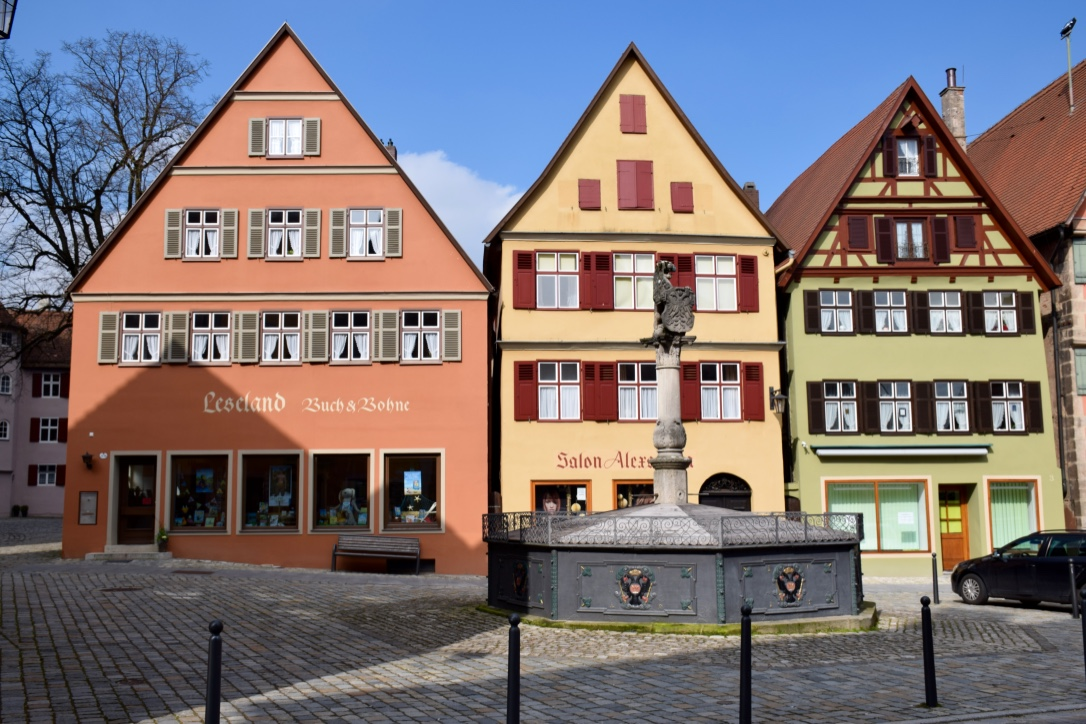The Romantic Road in Germany is a road less traveled but one that should be on any bucket list! Here's an itinerary to see the Romantic Road in one week or even less!