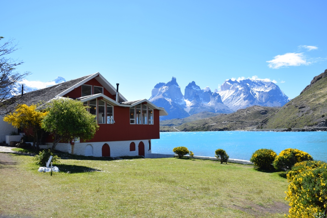 1 day trip to Torres del Paine